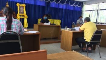 โครงการประชุมคณะกรรมการหลักประกันสุขภาพระดับท้องถิ่น ประจำปี 2563_2