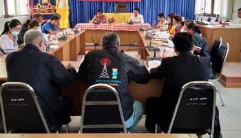โครงการประชุมจัดทำแผนปฏิบัติการด้านการส่งเสริมสุขภาพ กองทุนหลักประกันสุขภาพประจำปีงบประมาณ 2564 _1
