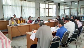 โครงการประชุมจัดทำแผนปฏิบัติการด้านการส่งเสริมสุขภาพ กองทุนหลักประกันสุขภาพประจำปีงบประมาณ 2564 _2