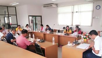โครงการประชุมจัดทำแผนปฏิบัติการด้านการส่งเสริมสุขภาพ กองทุนหลักประกันสุขภาพประจำปีงบประมาณ 2564 _3